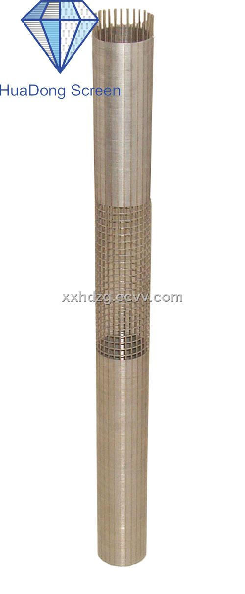 Wedge wire wrap screen pipe(LZL)