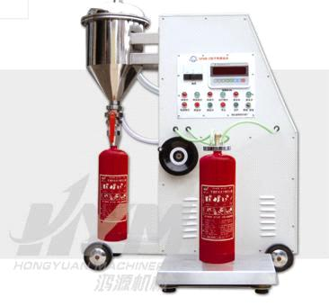 Automatic Type Fire Extinguisher Powder Filler (GFM8-2)