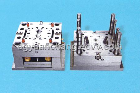 Plastic Mould - Injection Mold