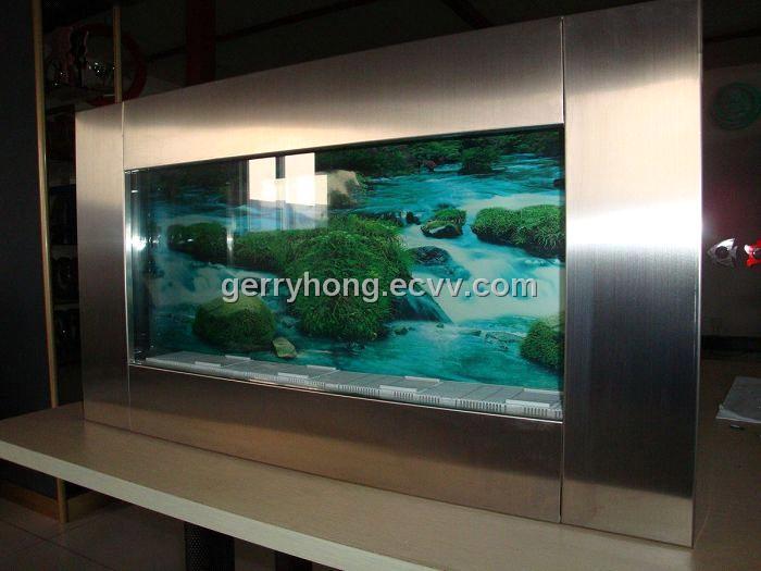 Wall Aquarium And Fish Tank Pa5 Steel From China