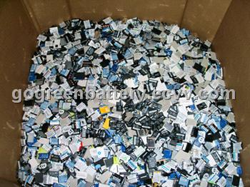 Lithium Ion Battery Scrap Purchasing Souring Agent Ecvv