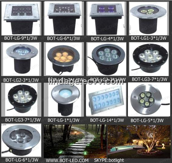 led underground lamps,led underground lights,Inground lights