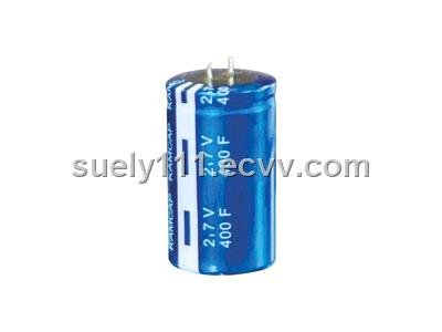2 5V Super Capacitor (400F) from China Manufacturer