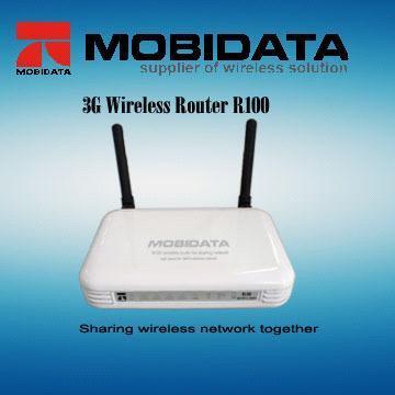 3G Wireless Router HIGH TECH