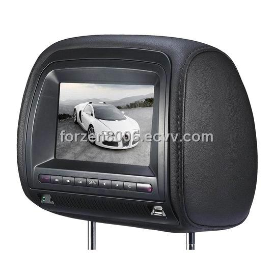 7-inch Headrest Car DVD Player (FZ-666)