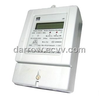 DDS26B(III) Electronic Single Phase Watt-Hour Mete