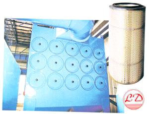 Filter Cartrige Type Dust Collector