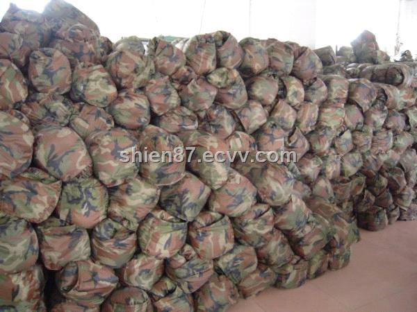 Military Camouflage sleeping bags Backpack Tents Belt Webbing Equipment & Military Camouflage sleeping bags Backpack Tents Belt Webbing ...