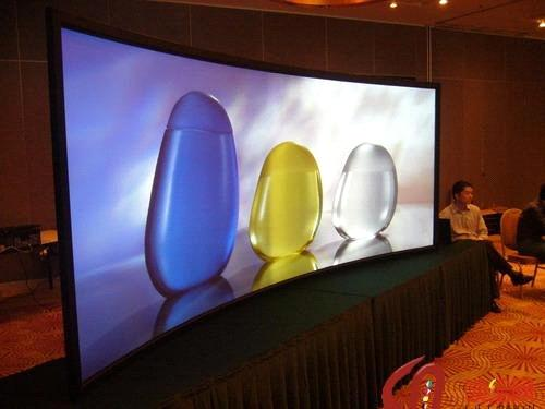 P5 Indoor Led Display Screen Sign Panel Video Advertising