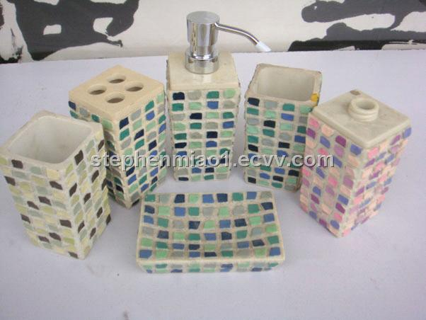 Polyresin Soap Dispenser