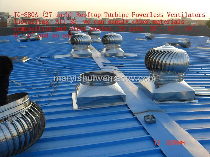 Picture Of Roof Ventilator Turbo : Turbine exhaust purchasing souring agent ecvv