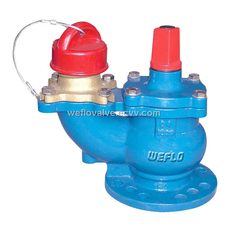 Fire Hydrant Bs750 From Hong Kong Manufacturer