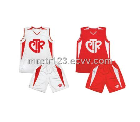CTR World Like Basball Uniform