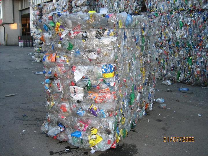 PET Bottle Scrap from Pakistan Manufacturer, Manufactory