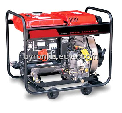 4 2kW Open Style Diesel Generator Set from China