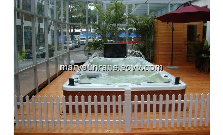 Luxury Swim Pool Spa Sr 850