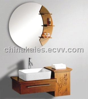 China Sanitary ware Suppliers Bathroom Cabinet (FB-4056)