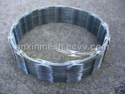 Helical Barbed Wire