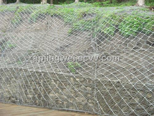 Hexagonal Gabion Box Netting