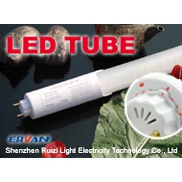 retachable driver LED Tube with High-Efficiency Driver and Low Power