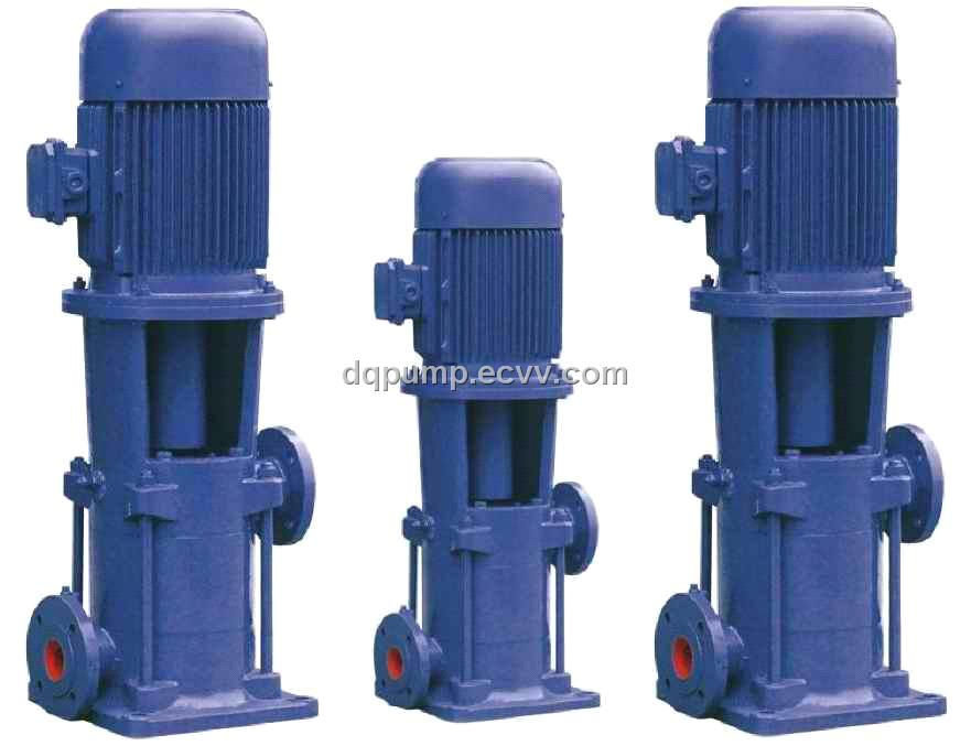 LG.LG-B Series Vertical Multistage Centrifugal Pump