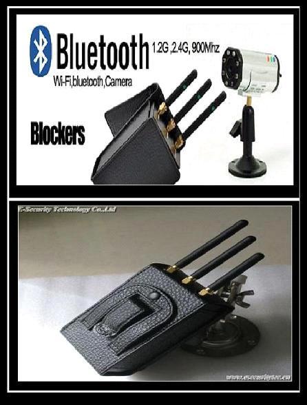 Camera jammers | where to hide a spy camera