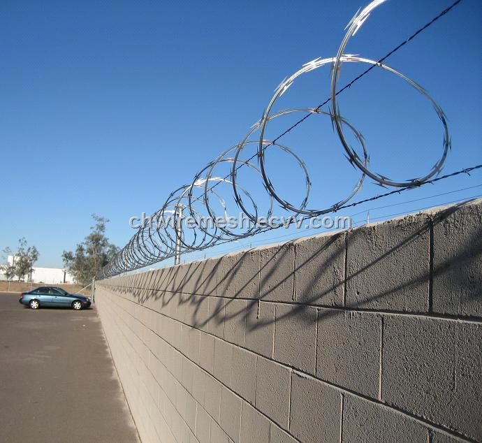 Barbed Wire Seal - WIRE Center •