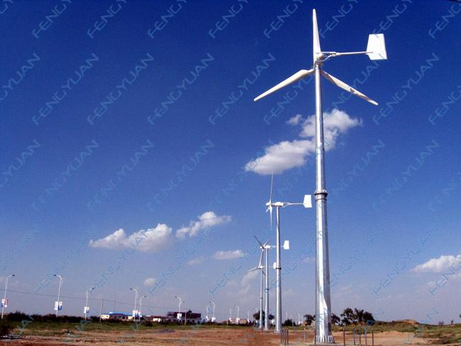 20KW Wind Generators from China Manufacturer, Manufactory