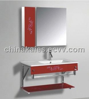 China Sanitary ware Suppliers Bathroom Cabinet (FS-6020)