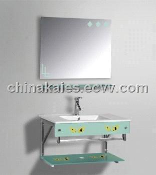 China Sanitary ware Suppliers Bathroom Cabinet (FS-6024)