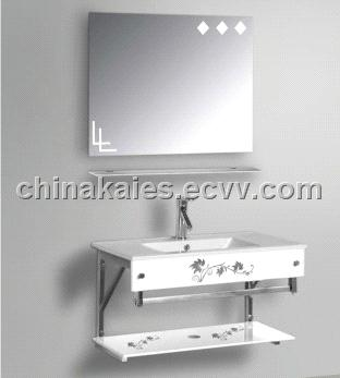 China Sanitary ware Suppliers Bathroom Cabinet (FS-6025)