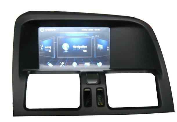 Car Monitor & GPS for Volvo with 7