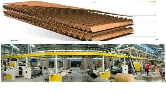 Corrugated Carton Production Line from China Manufacturer