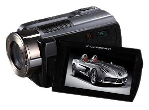 Digital Video Camera (HDV-618)