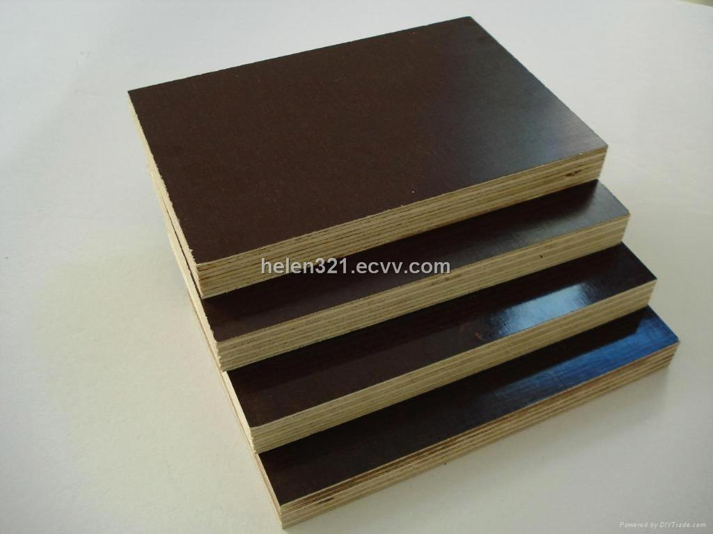 Hardwood Core Film Faced Plywood