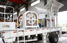 Mobile Jaw Crusher / Mobile Crusher