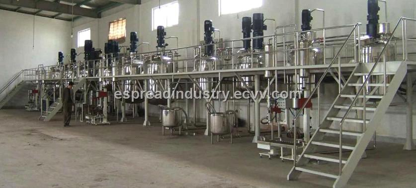 Paint Production Equipment