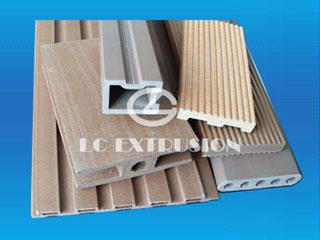 WPC Wood & Plastic Extrusion Tooling
