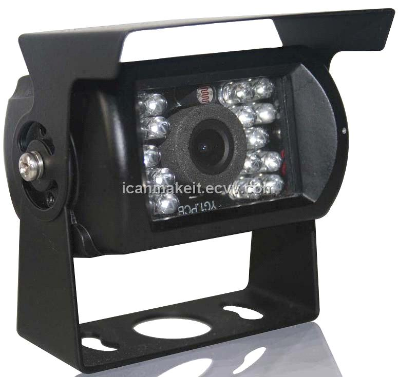 Wired 1/3 Inch Color CCD Camera -PAL
