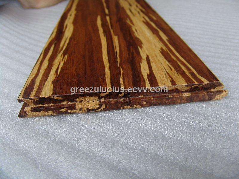 Bamboo Flooring Click Strand Woven Zebra Purchasing Souring Agent