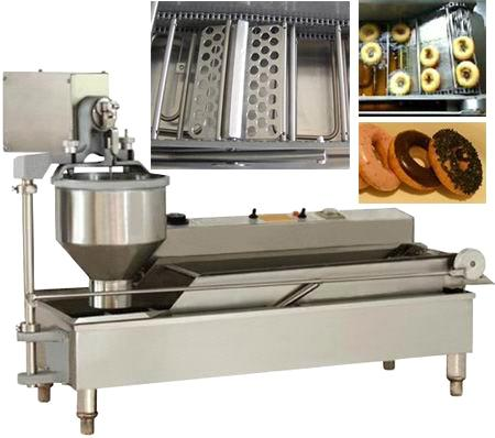 Mini Donut Machine From China Manufacturer Manufactory Factory And