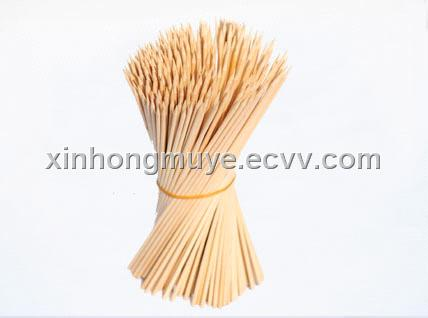 Wooden Food Skewer From China Manufacturer Manufactory Factory And