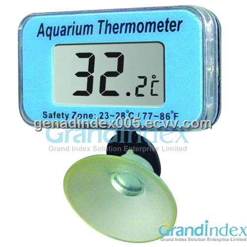 Digital Aquarium Thermometer (SDT-1)