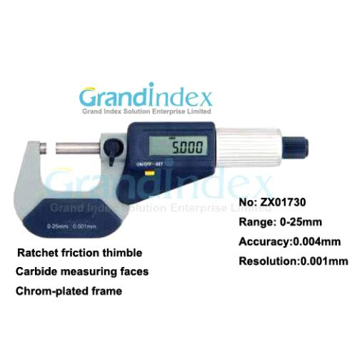 Outside Micrometer (ZX01730)