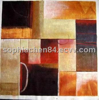 Abstract Canvas Painting (AB3014)