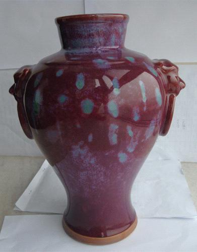 Ceramic Products Tiger Vases Purchasing Souring Agent Ecvv