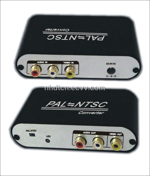 PAL NTSC Mutual Converter from China Manufacturer