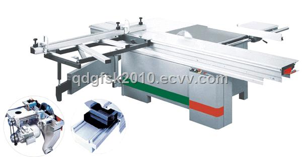 Precision Pulling Bench Saw (Linear Guideway)