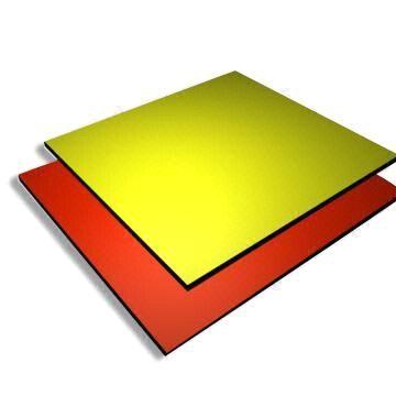 Aluminum Composite Panel ACP Panel purchasing, souring agent | ECVV ...