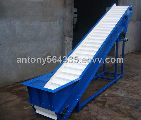 Self-Feeding Portable Conveyor
